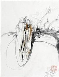 ile st. louis by brett whiteley