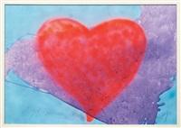 le gel sur mon coeur by jean messagier
