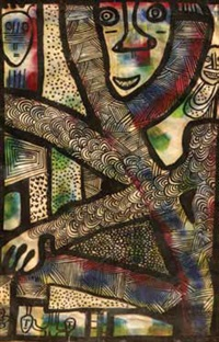 the jungle spirit by jacob afolabi
