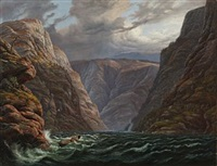 fjordparti by knud andreassen baade