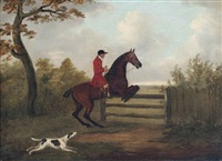 over the gate by john nost sartorius