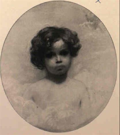 child and cherub by john quincy adams