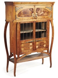 display cabinet by charles spindler