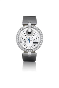 captive lady's wristwatch by cartier