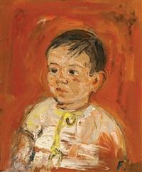 boy by yitzhak frenkel-frenel