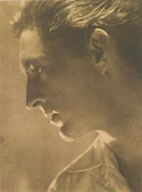 john barrymore by adolph de meyer