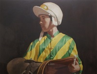 the jockey by bryan westwood