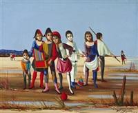 la troupe de comedie by jean-pierre serrier