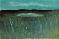 winter bog by gerald davis