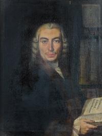 portrait d'un médecin by lucas van leyden