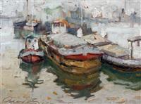 barcas by oscar antonio vaz