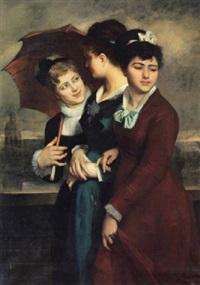 jeunes femmes by marie dujardin-beaumetz