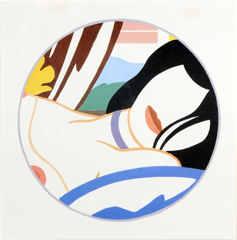 lightly by tom wesselmann