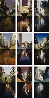 river series (9 works) by naoya hatakeyama