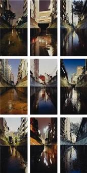 river series (9 works) by naoya hatakeyama