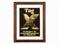 tag x by joseph beuys