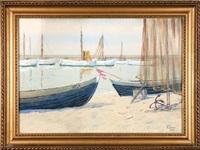 port w helu by soter jaxa-malachowski