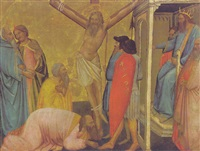 the martyrdom of saint andrew by agnolo di taddeo gaddi