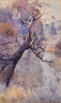 old gum tree by theodore penleigh boyd