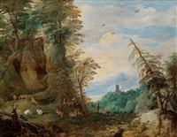 und (antwerpen 1601–1678) by joos de momper the younger and jan brueghel the younger