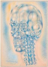 череп by pavel tchelitchew