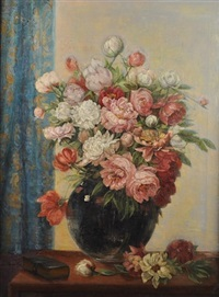 peonie by louise obermiller