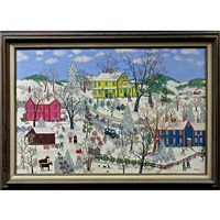 a joyful winter day by janis price