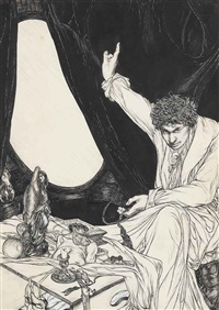 introduction (from a book of satyrs) by austin osman spare