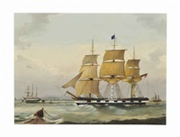 the brig eunice by american school
