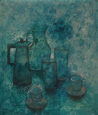 still life by louay kayyali
