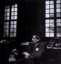 picasso dans son atelier, rue des grands augustins, paris by peter rose pulham