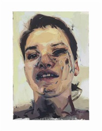 shadow study by jenny saville
