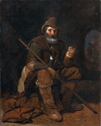 vieux pèlerin by michael sweerts