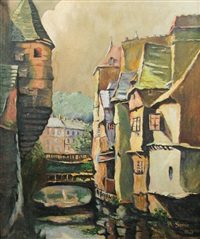 old house in stei, quimper by romeo storck