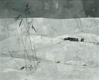 untitled (winter landscape) by louis b. sloan