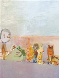 suitors by amy sillman