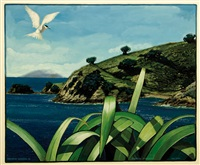 matiatia - waiheke is by russell jackson