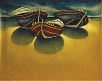 al marakeb (the boats) by louay kayyali