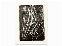 abstract composition by hans hartung