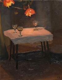 wine lights by katia nataridou
