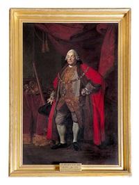 sir richard clyn (lord major of london 1754) by johann joseph zoffany