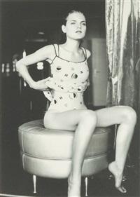 modelka by karl lagerfeld