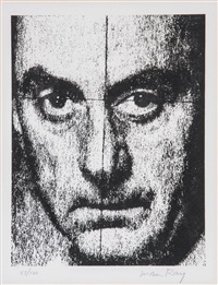 autoportrait by man ray