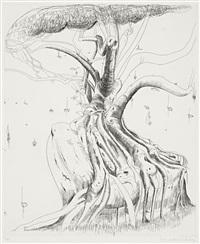 moreton bay fig by brett whiteley