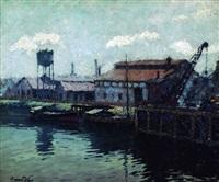 puerto by oscar antonio vaz