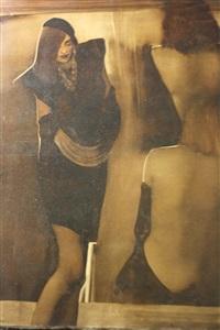 identité féminine by aris antoyan