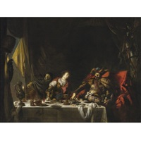 judith and holofernes by willem bartsius