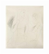 untitled (drawing from a 1931 sketchbook) by arshile gorky