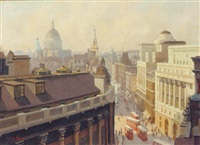 view of london by john edmund mace