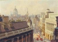 view of london by john edmund mace